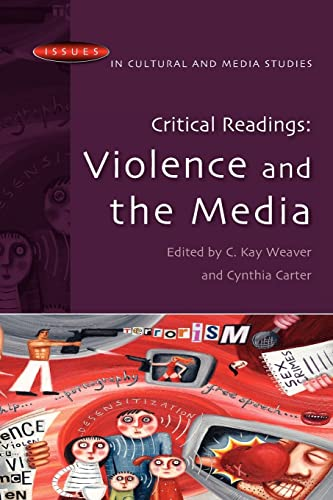 9780335218059: Critical Readings: Violence and the Media