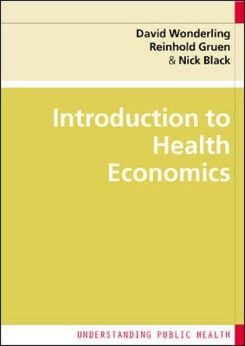 9780335218349: Introduction to Health Economics (Understanding Public Health)