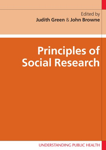 9780335218356: Principles of Social Research (Understanding Public Health)