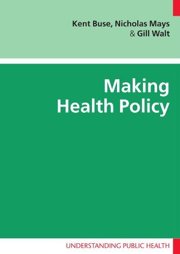 9780335218394: Making Health Policy (Understanding Public Health)