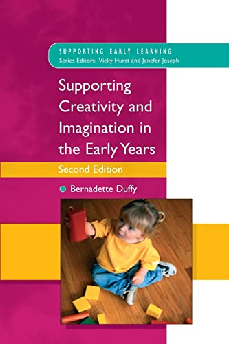 9780335218592: Supporting Creativity and Imagination in the Early Years (Supporting Early Learning)