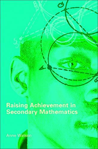 9780335218615: Raising Achievement in Secondary Mathematics