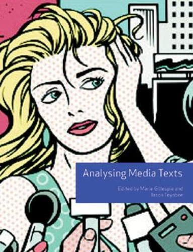 9780335218868: Analysing Media Texts (with DVD)