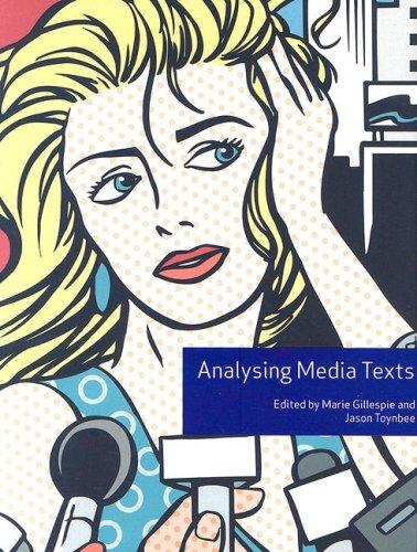 9780335218875: Analysing Media Texts (with DVD) (Understanding Media) (v. 4)