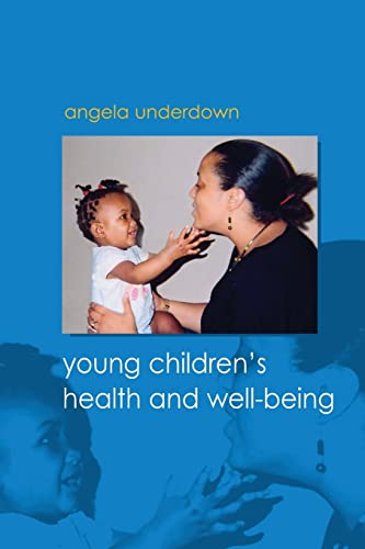 9780335219063: Health and Well-being in Early Childhood (UK Higher Education OUP Humanities & Social Sciences Education OUP)