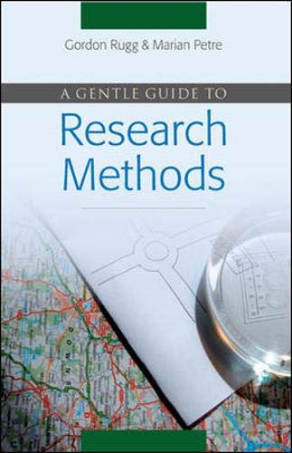 9780335219285: A Gentle Guide to Research Methods