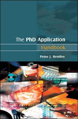 The PhD Application Handbook