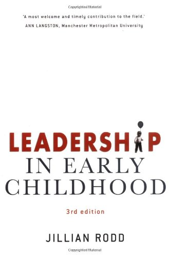 9780335219698: Leadership In Early Childhood: The Pathway to Professionalism