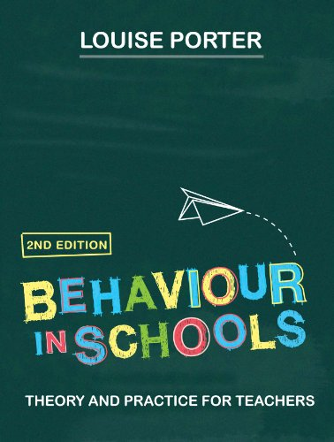 9780335220014: Behaviour In Schools