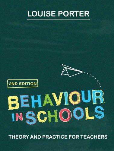 9780335220014: Behaviour in Schools