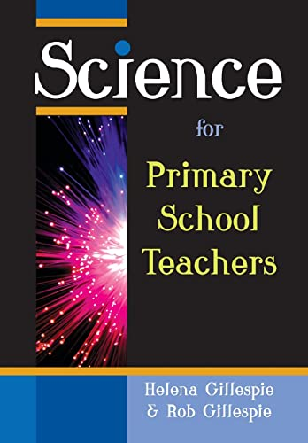 9780335220151: Science for Primary School Teachers (UK Higher Education OUP Humanities & Social Sciences Education OUP)