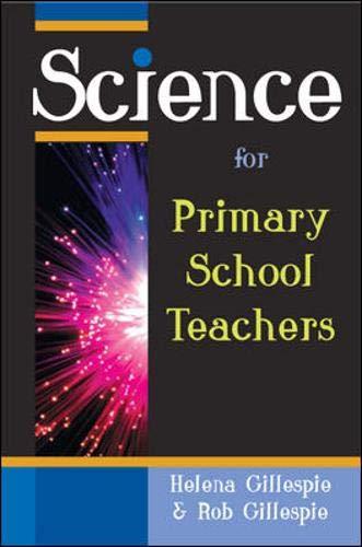 9780335220168: Science for Primary School Teachers
