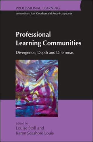 9780335220311: Professional Learning Communities