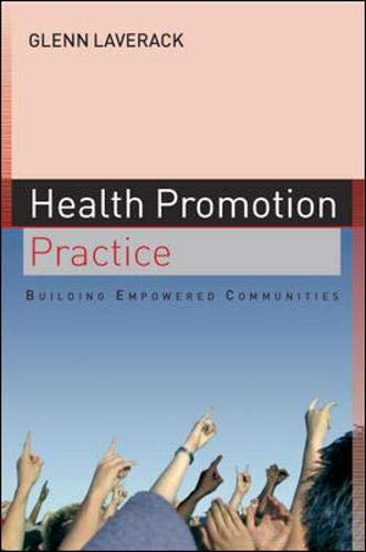 9780335220588: Health Promotion Practice: Building Empowered Communities