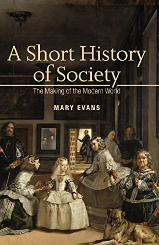 9780335220670: A Short History of Society: The Making of the Modern World