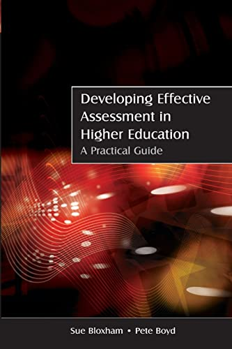 9780335221073: Developing Assessment in Higher Education: A Practical Guide