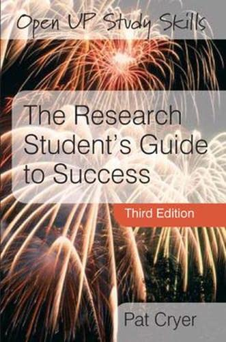 9780335221172: The Research Student's Guide to Success