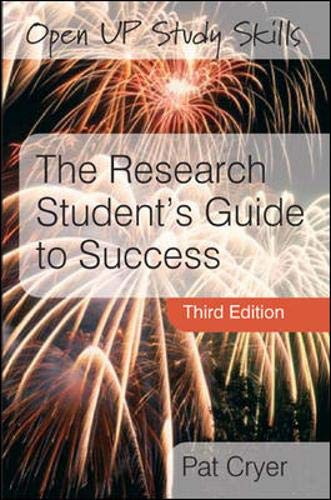 9780335221189: The Research Student's Guide to Success