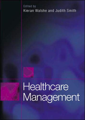 9780335221202: Healthcare Management