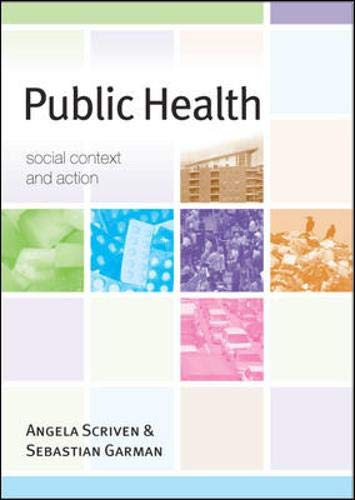 9780335221516: Public Health: Social Context and Action