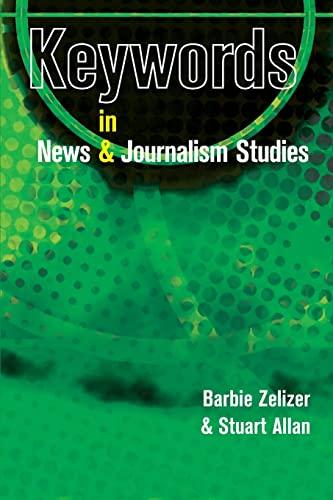 9780335221837: Keywords in News and Journalism Studies