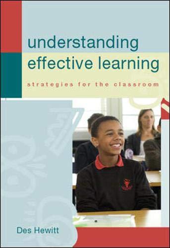9780335222360: Understanding Effective Learning