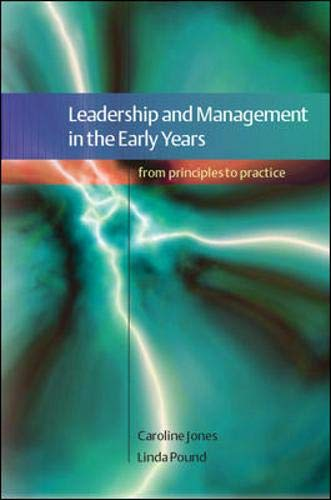 9780335222452: Leadership and Management in the Early Years: From Principles to Practice: A Practical Guide