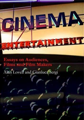 9780335222513: Cinema Entertainment