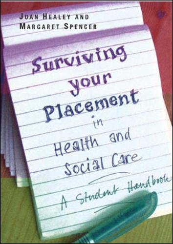 9780335222605: Surviving Your Placement in Health and Social Care