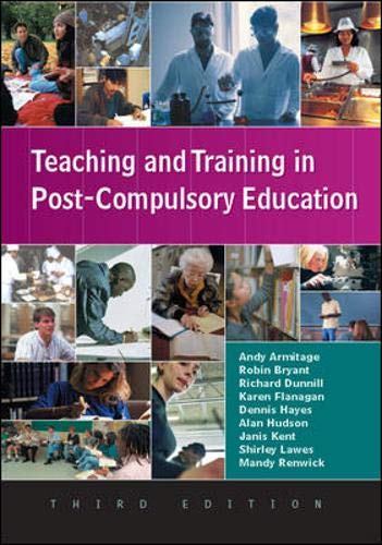 9780335222681: Teaching and Training in Post-compulsory Education