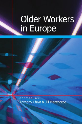 Older Workers in Europe (9780335222759) by Anthony Chiva; Jill Manthorpe