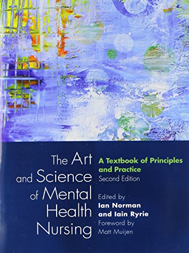 9780335222933: The Art and Science of Mental Health Nursing