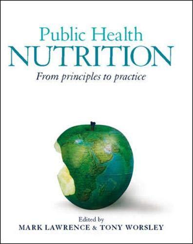 9780335223091: Public Health Nutrition
