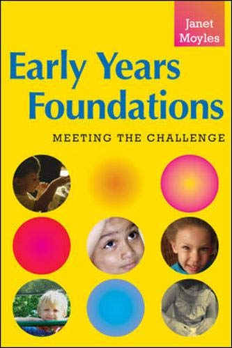 9780335223480: Early Years Foundations
