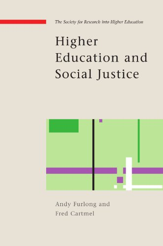 9780335223626: Higher Education and Social Justice (SRHE and Open University Press Imprint)