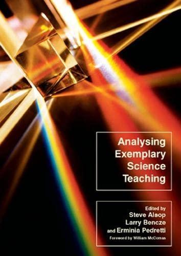 9780335224036: Analysing Exemplary Science Teaching