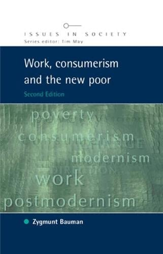 9780335224166: Work, Consumerism and the New Poor