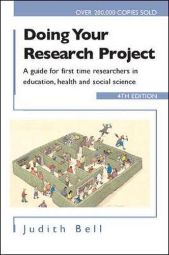 9780335224180: Doing Your Research Project 4/e