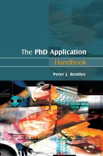 9780335224241: The PhD Application Handbook