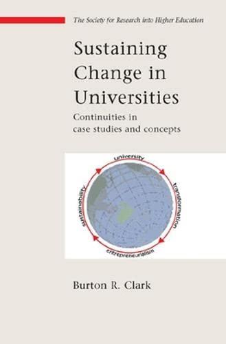 9780335224548: Sustaining Change in Universities