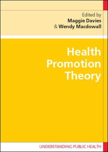 9780335224753: Health Promotion Theory