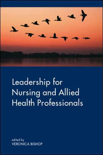 9780335225323: Leadership for Nursing and Allied Health Care Professions