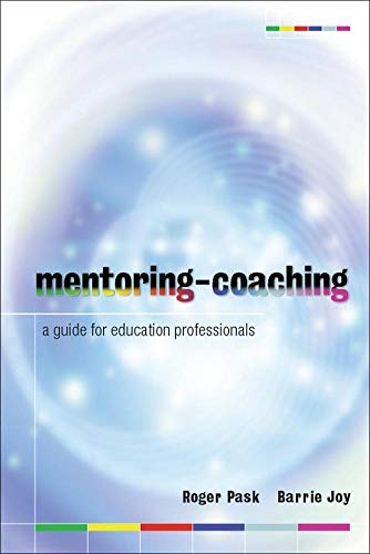 9780335225385: Mentoring-coaching: a guide for education professionals: A Handbook for Education Professionals