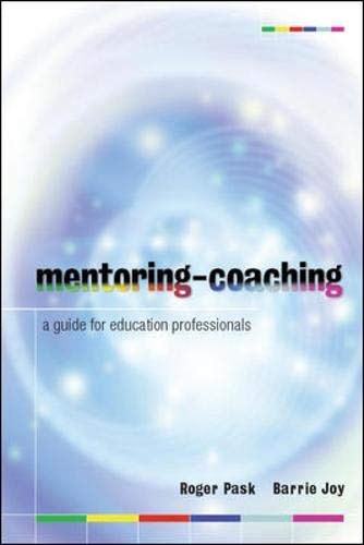 9780335225392: Mentoring - Coaching: A Handbook for Education Professionals