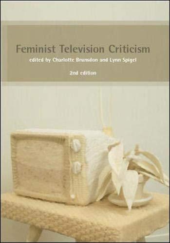 9780335225446: Feminist Television Criticism: A Reader