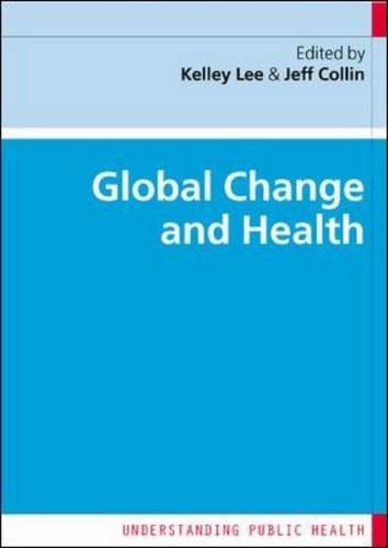 9780335226153: Global Change and Health
