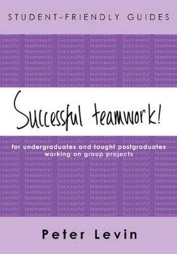 9780335226191: Student-Friendly Guide: Successful Teamwork
