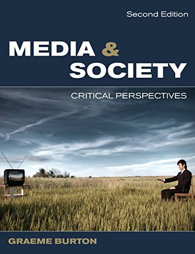 9780335227235: Media and Society: Critical Perspectives