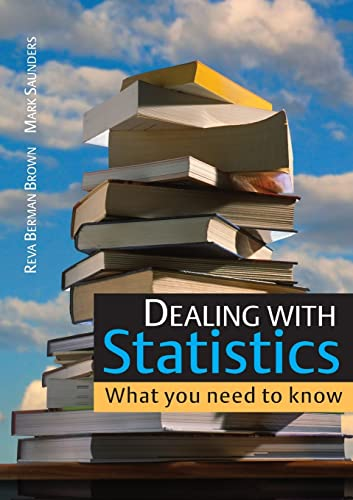 9780335227242: Dealing with Statistics: What you need to know (UK Higher Education OUP Humanities & Social Sciences Health & Social Welfare)