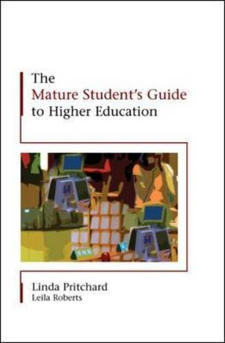 9780335227532: The Mature Student's Guide to Higher Education